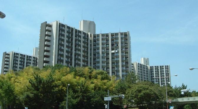 南千里駅からすぐの千里竹見台住宅